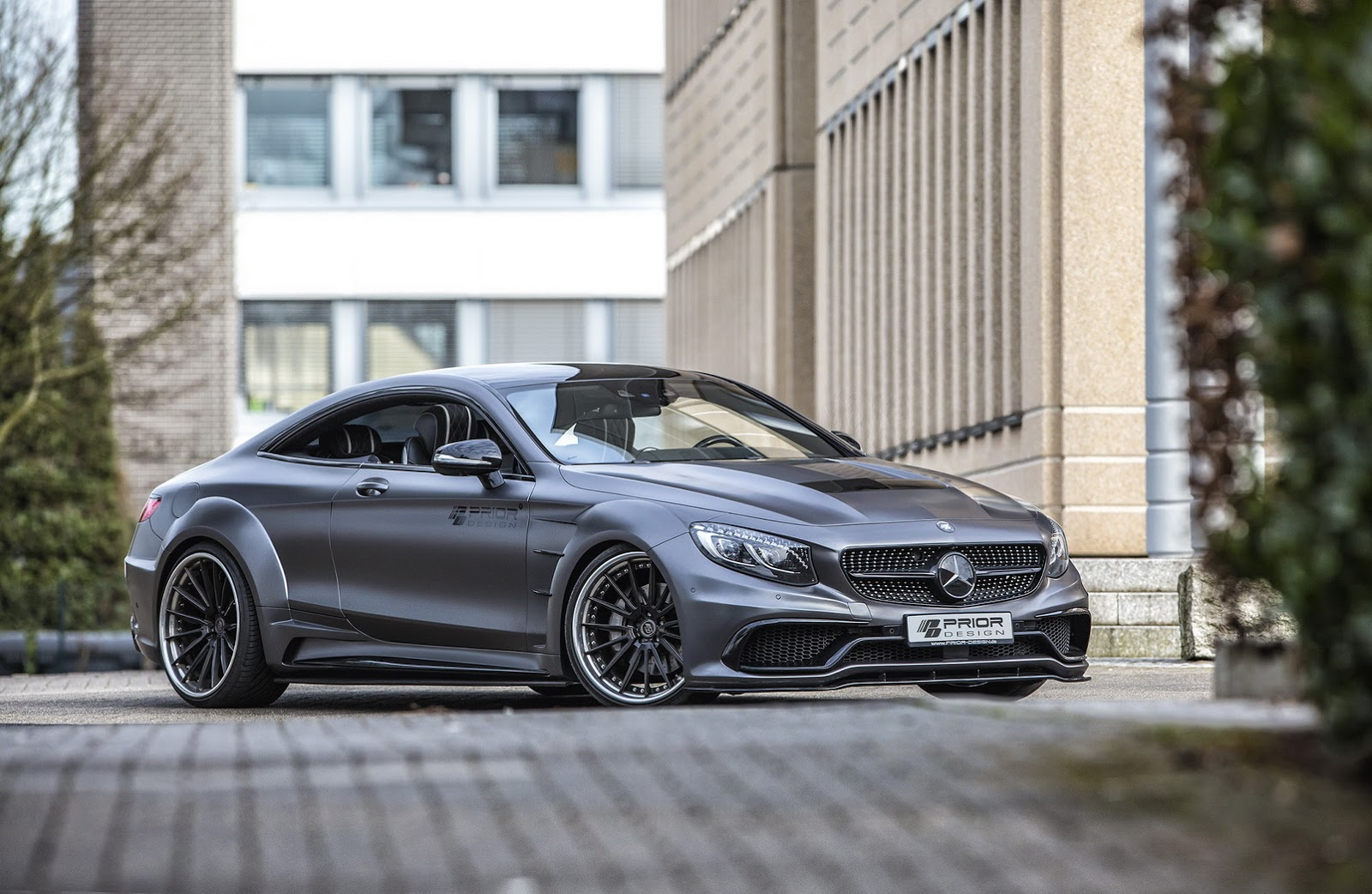S-Class Coupe by Prior-Design (11)