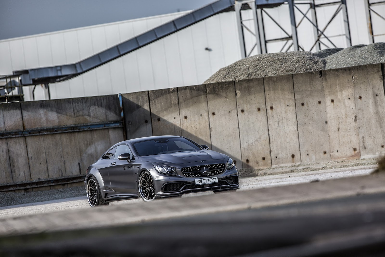 S-Class Coupe by Prior-Design (14)