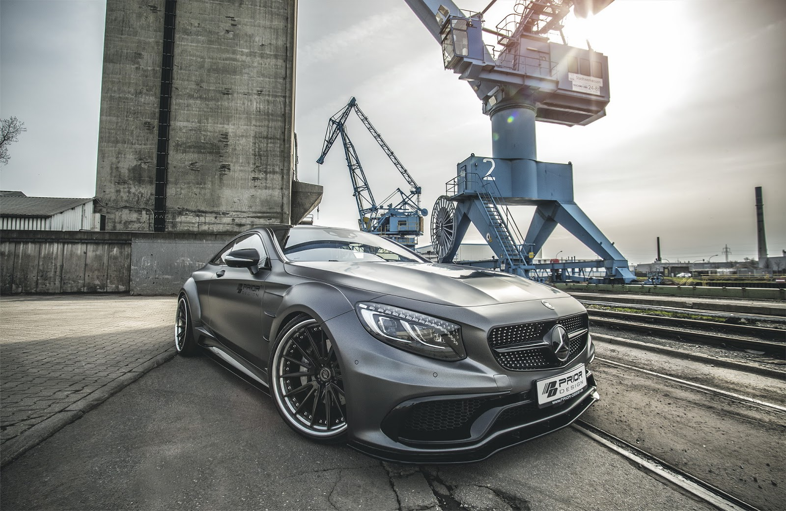 S-Class Coupe by Prior-Design (16)