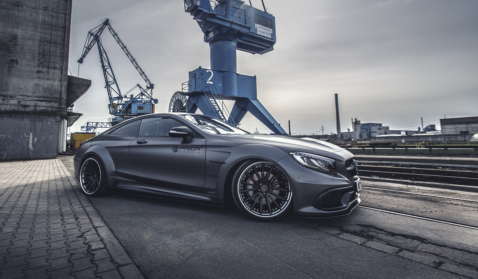 S-Class Coupe by Prior-Design (4)