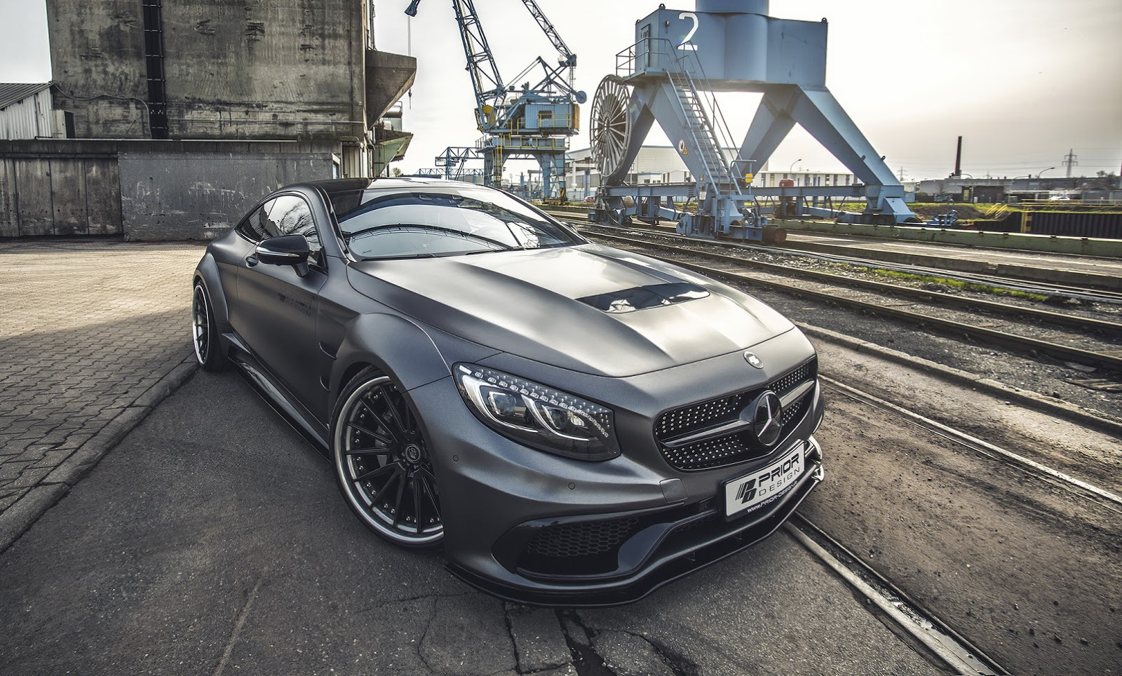 S-Class Coupe by Prior-Design (5)