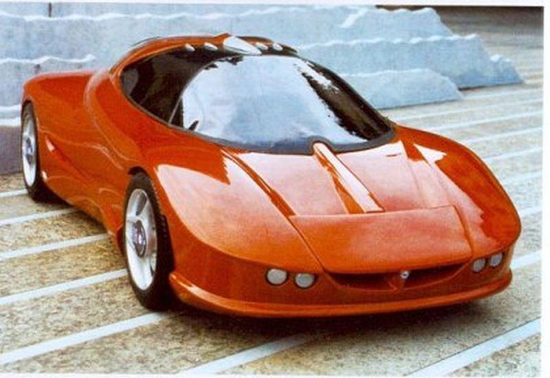 Sbarro Ionos concept (1)