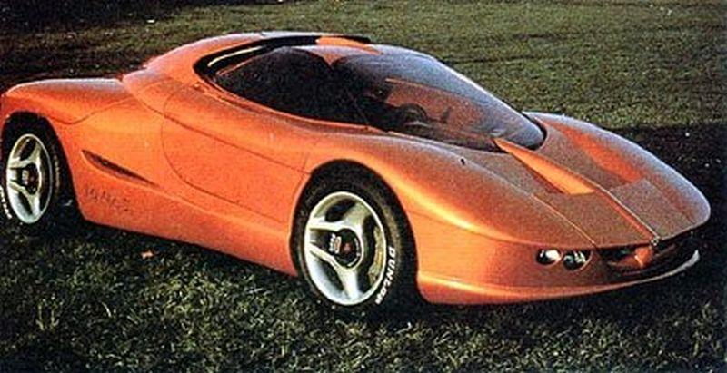 Sbarro Ionos concept (4)
