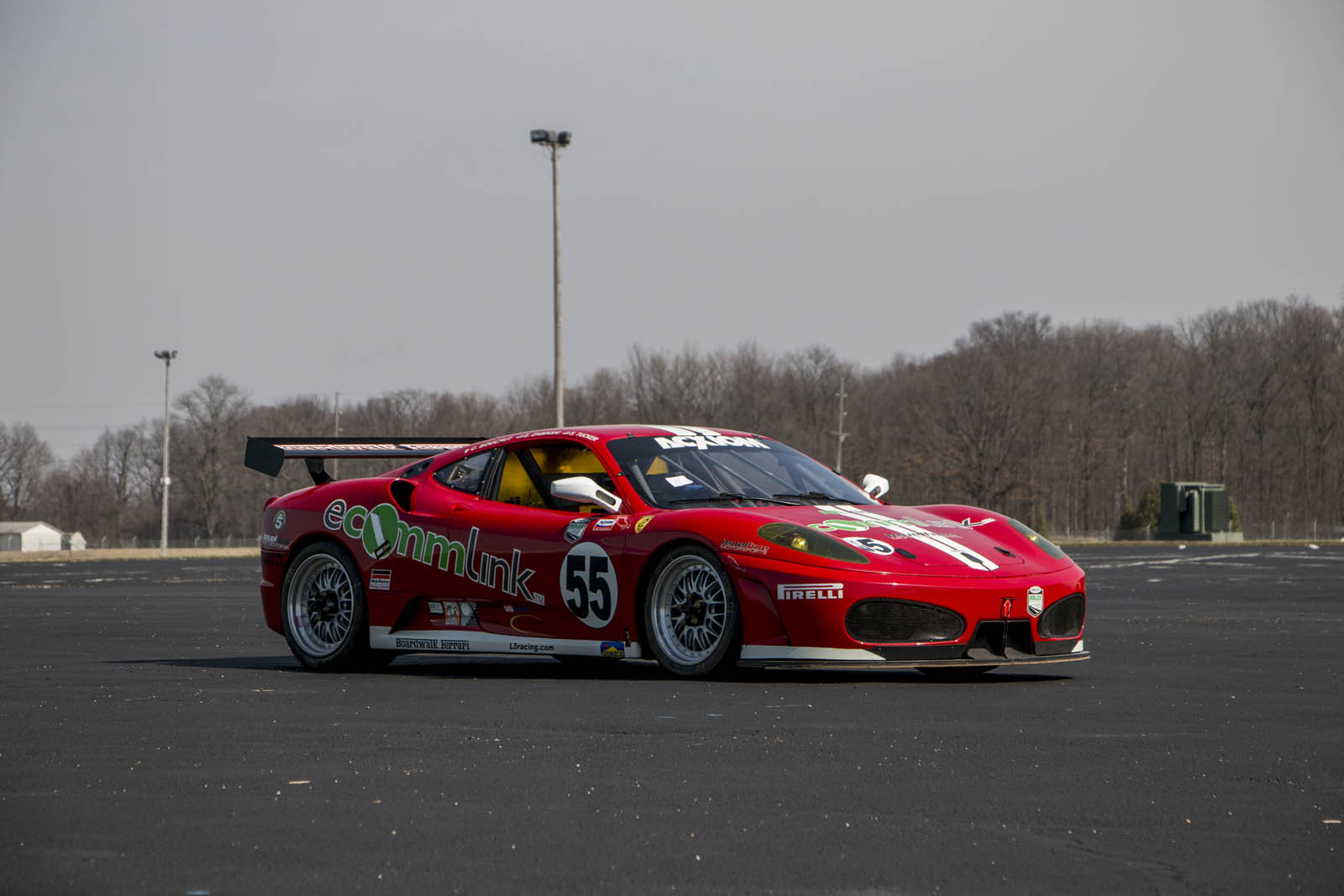 Scott Tucker Level 5 Motorsports auction (11)