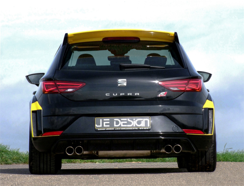 Seat Leon Cupra facelift by je design (10)