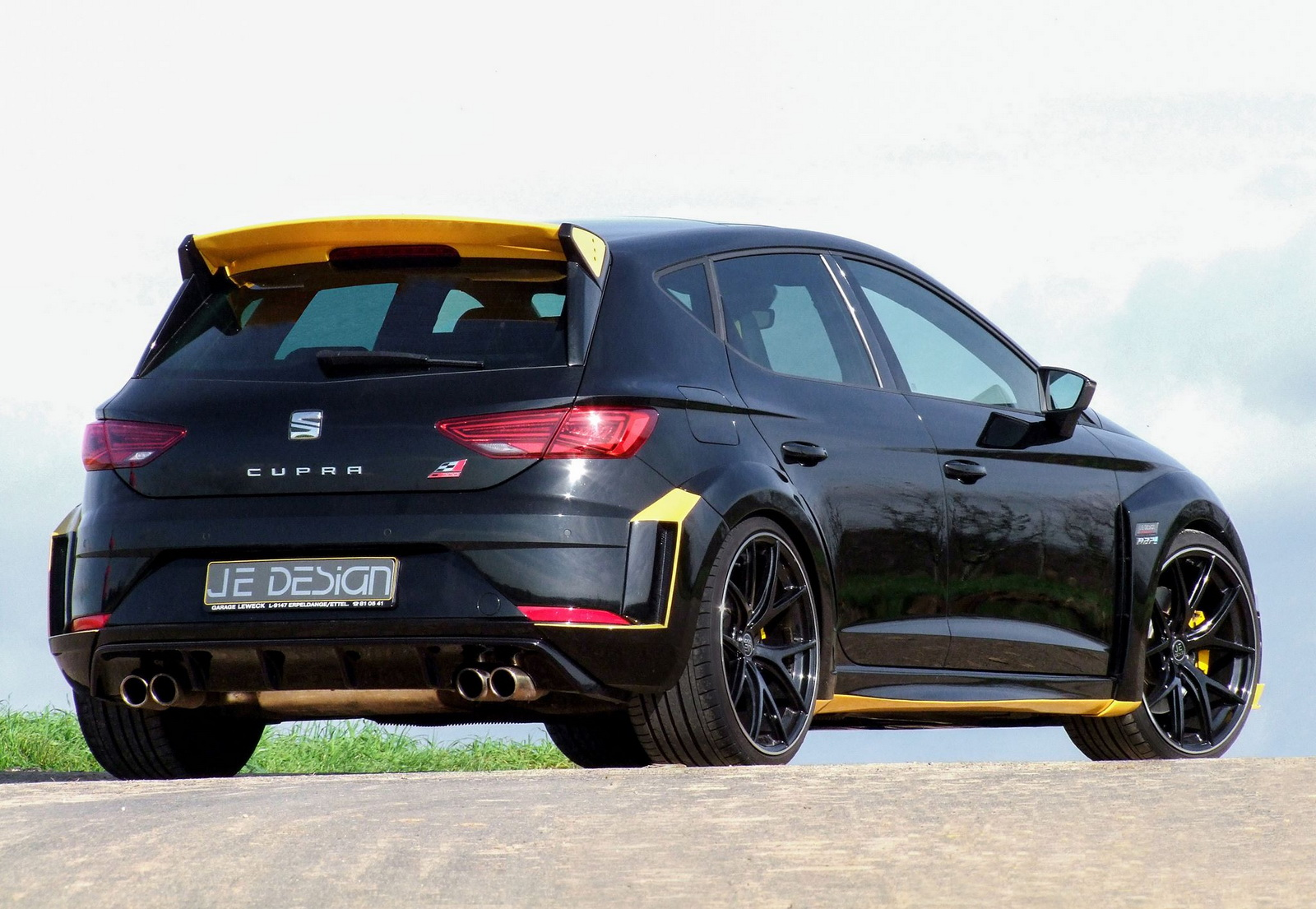 Seat Leon Cupra facelift by je design (8)