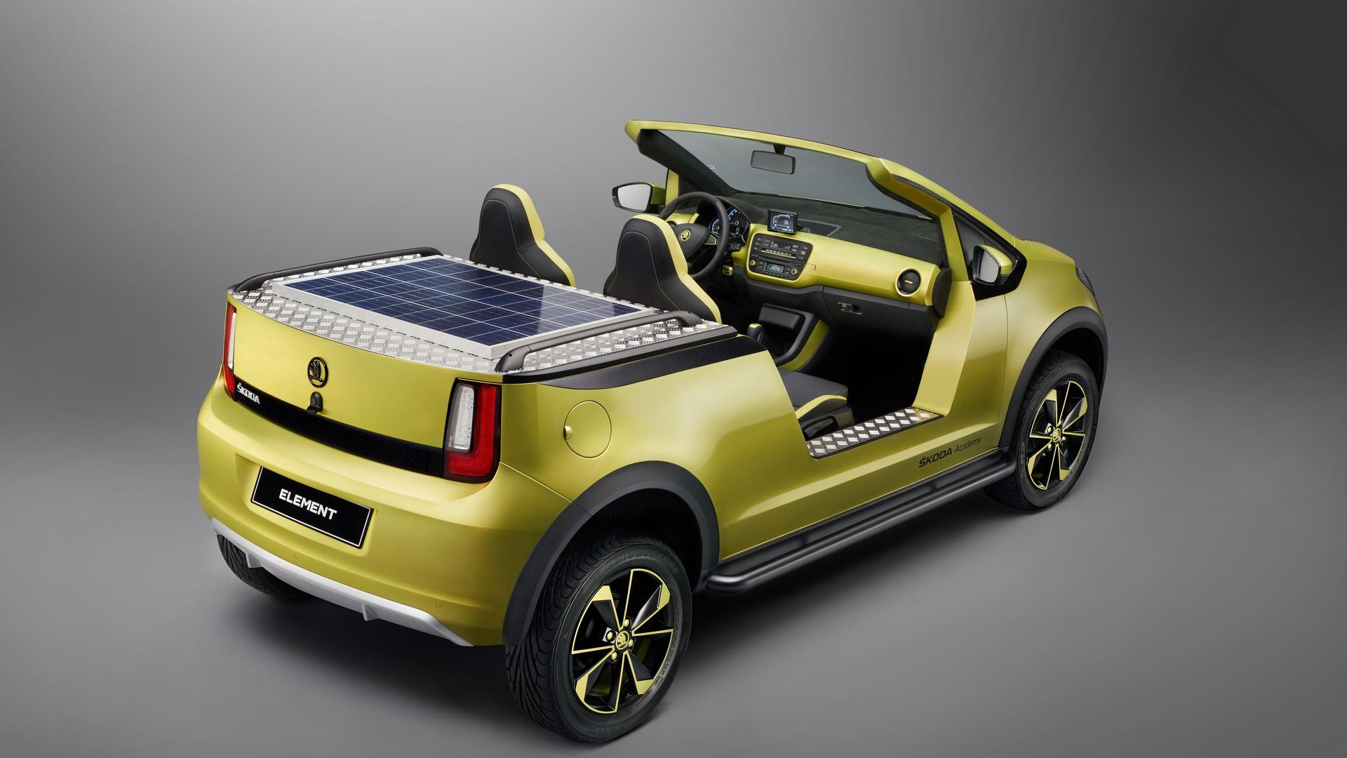 Skoda Element Electric Buggy concept (10)