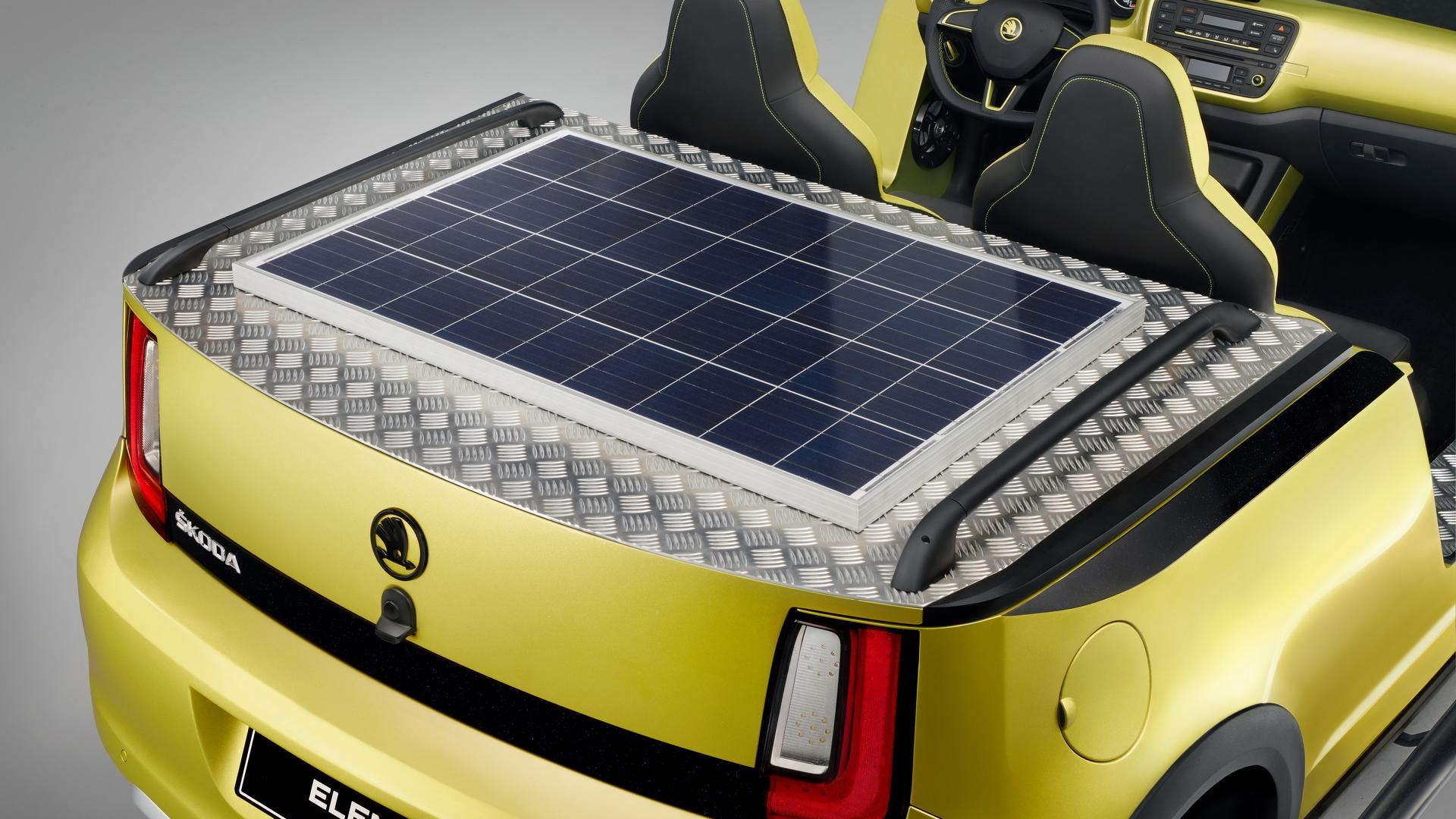 Skoda Element Electric Buggy concept (12)
