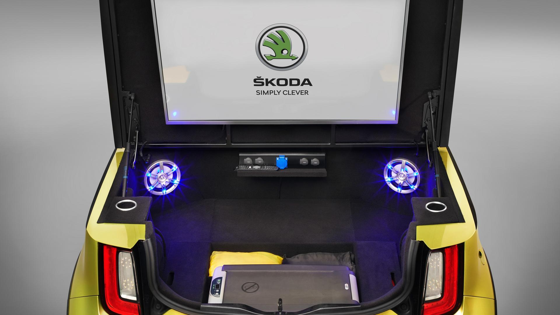 Skoda Element Electric Buggy concept (17)