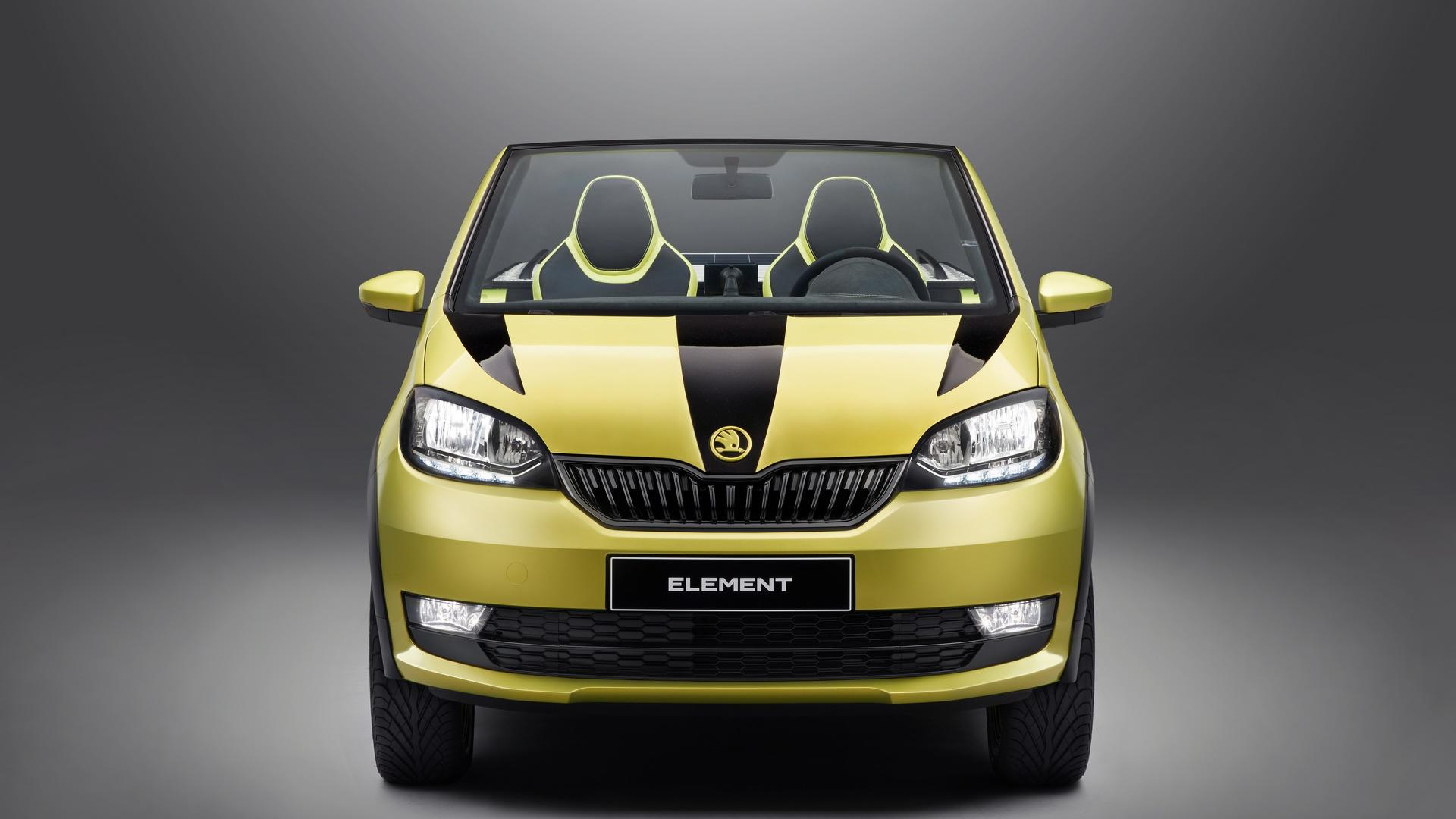 Skoda Element Electric Buggy concept (2)