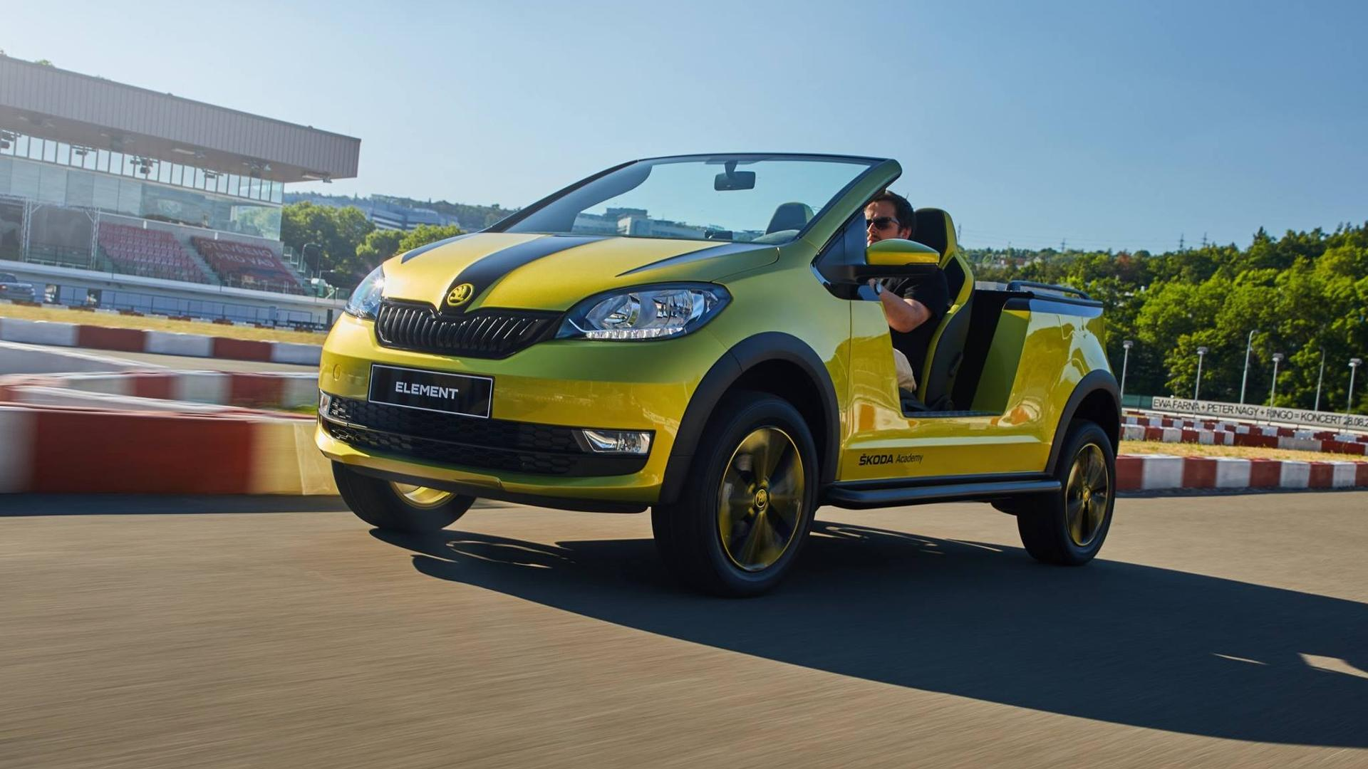 Skoda Element Electric Buggy concept (3)