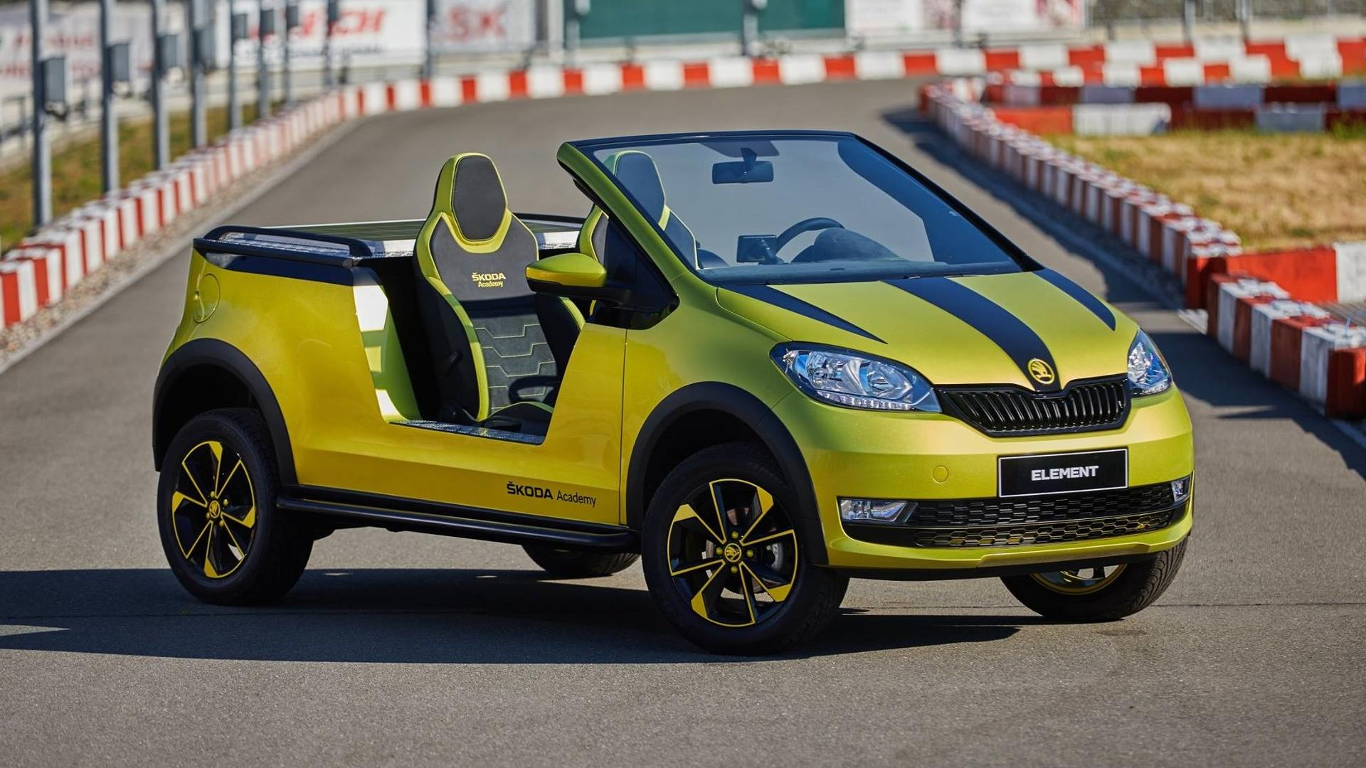 Skoda Element Electric Buggy concept (4)