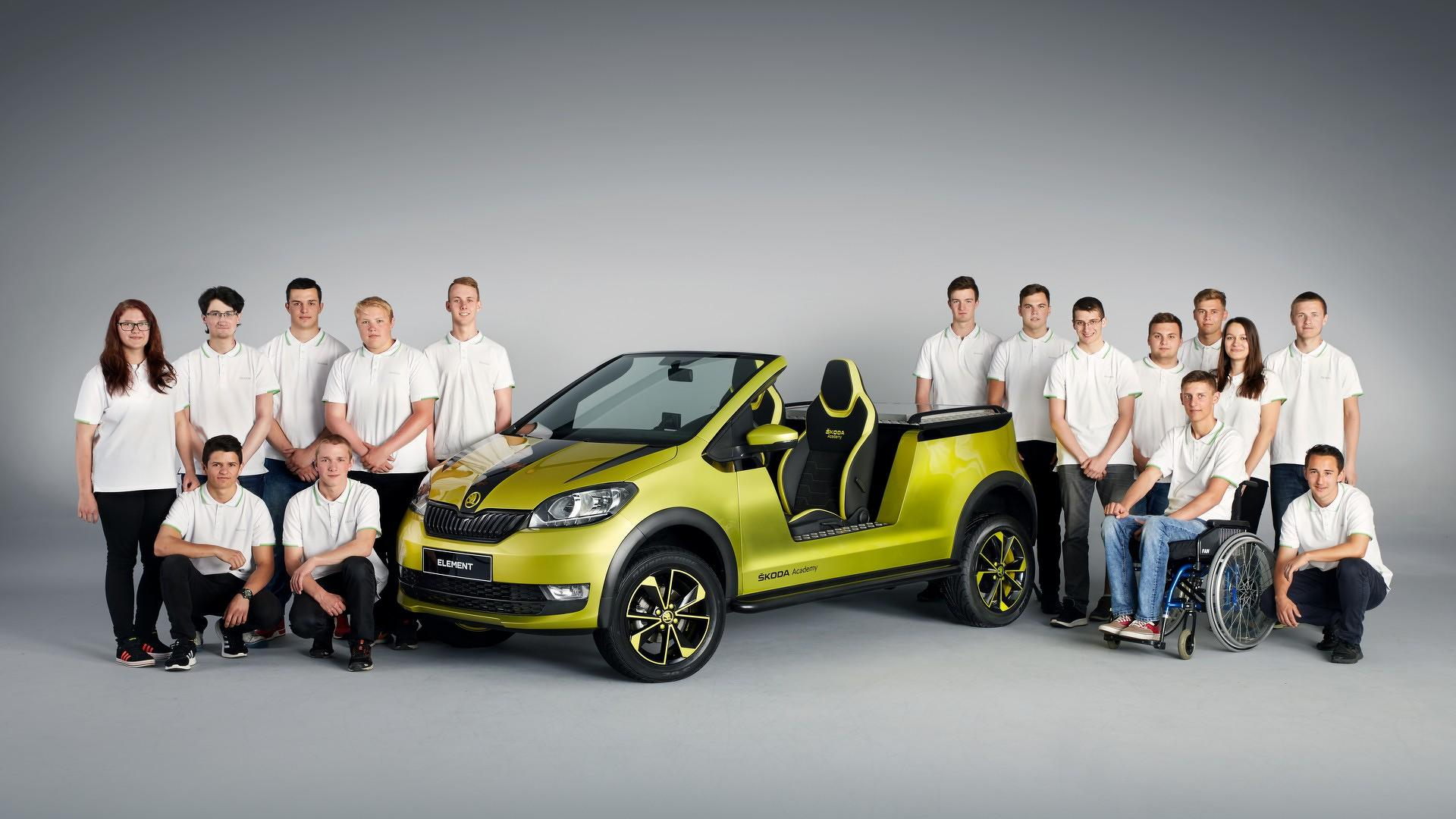 Skoda Element Electric Buggy concept (5)