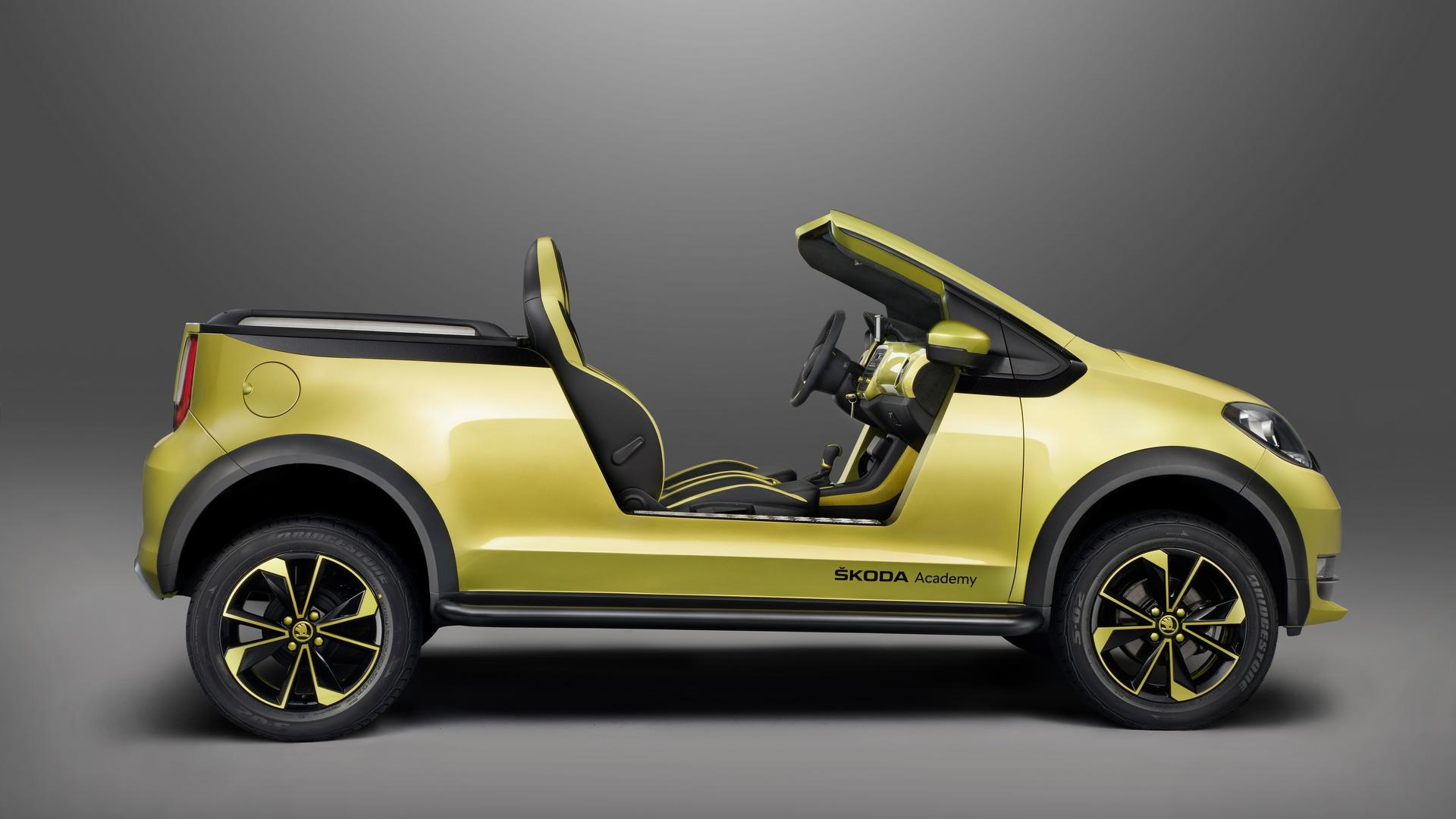 Skoda Element Electric Buggy concept (6)
