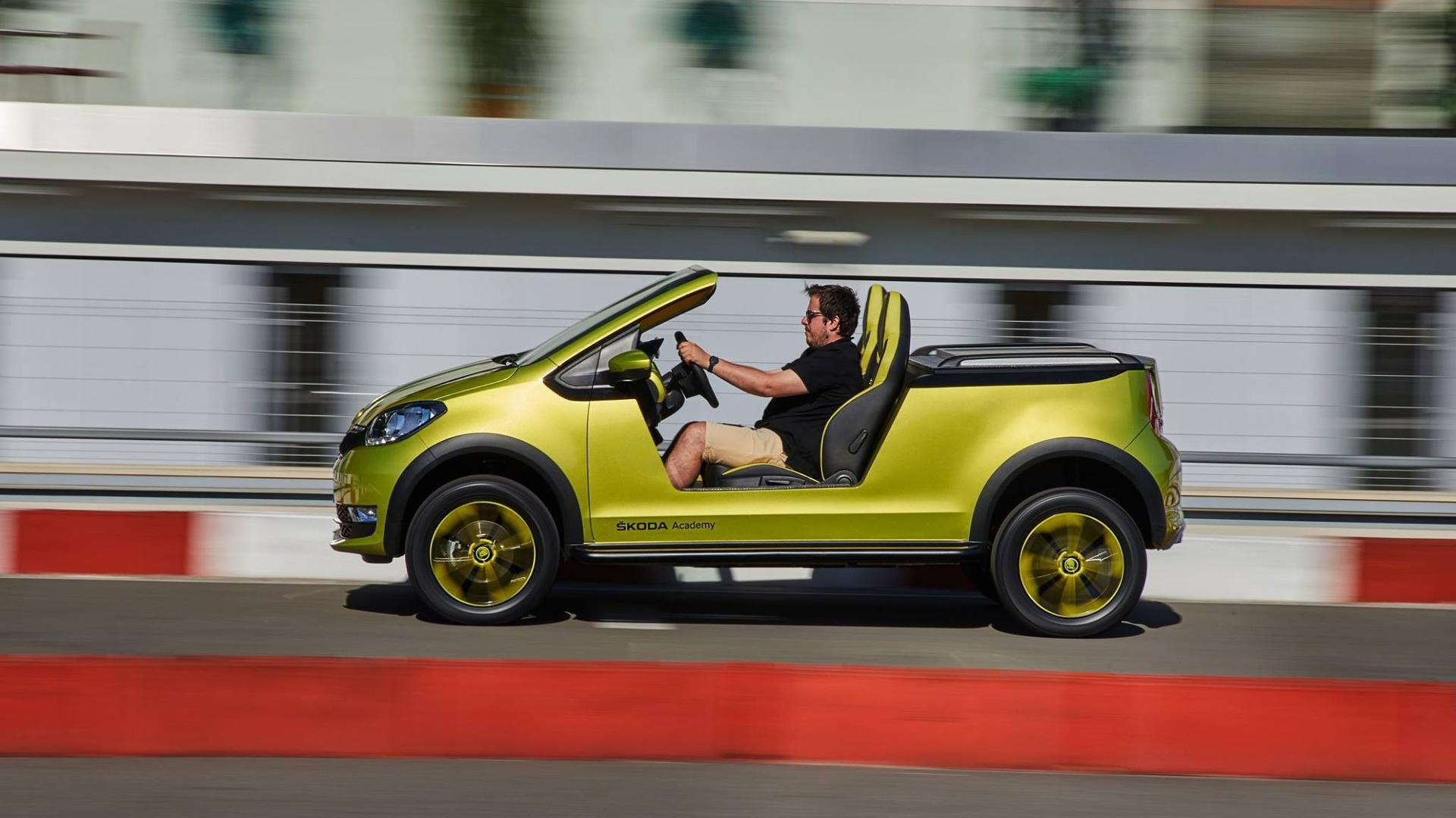 Skoda Element Electric Buggy concept (7)