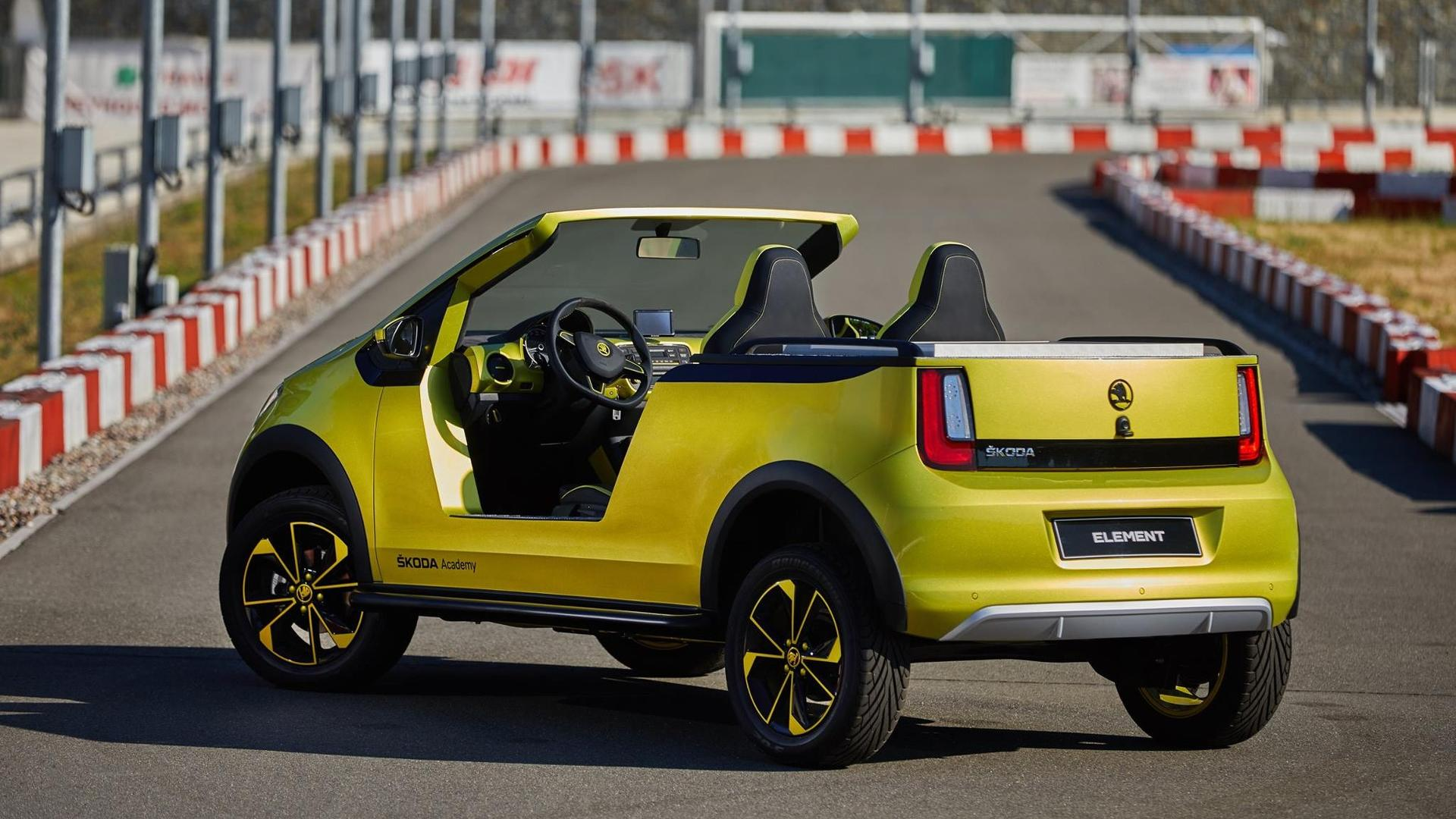 Skoda Element Electric Buggy concept (8)