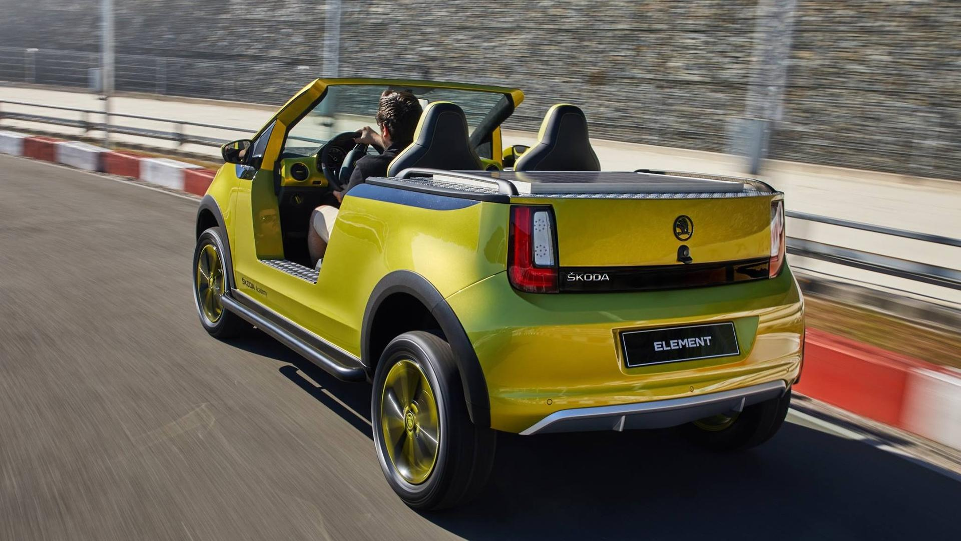 Skoda Element Electric Buggy concept (9)