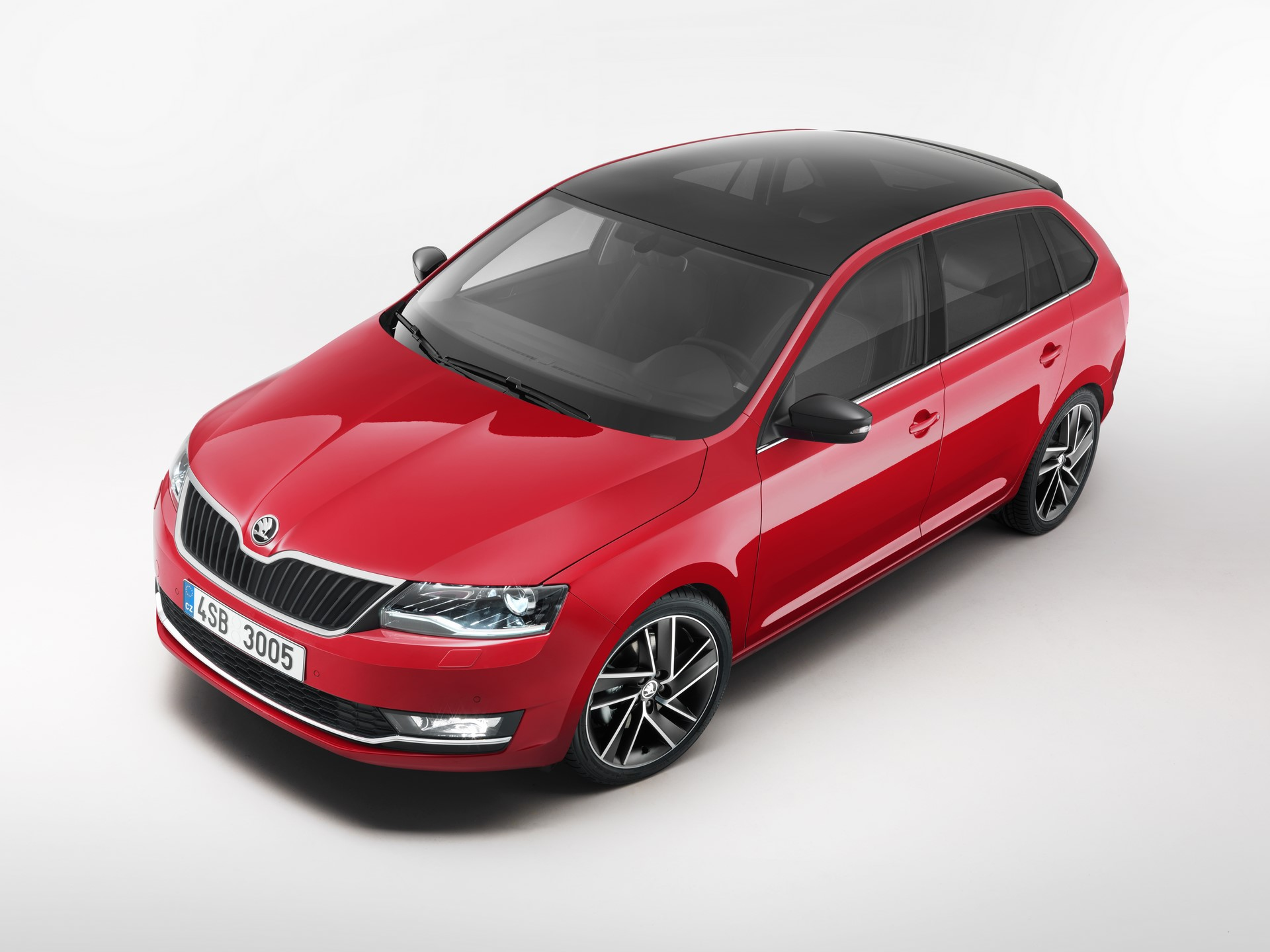 Skoda Rapid facelift 2017 (4)