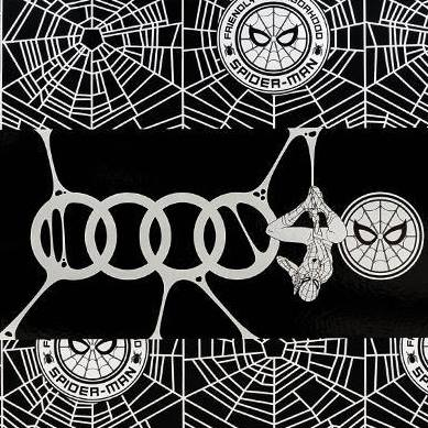 Spiderman Audi A8 (8)