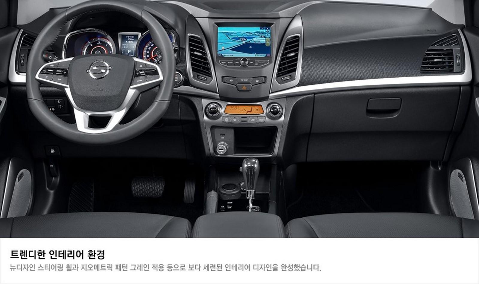 Ssangyong Korando facelift 2017 korea-8