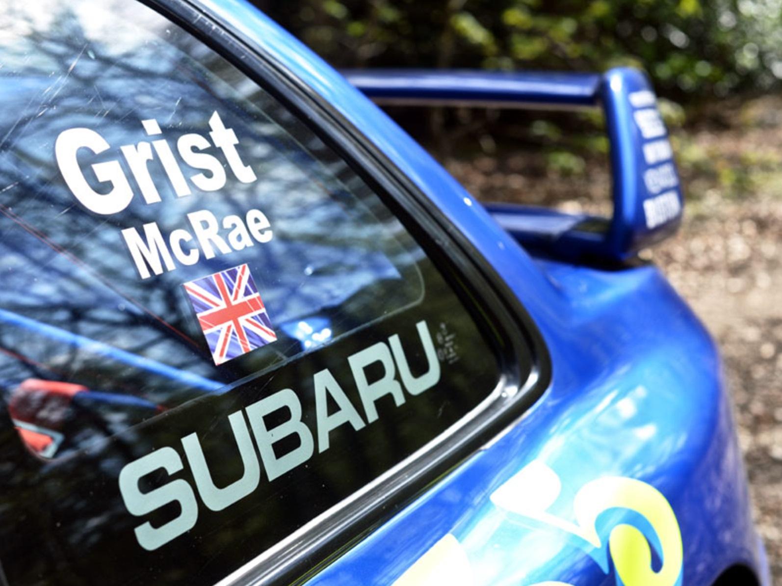 Subaru Impreza WRC Test Car Colin McRae (4)