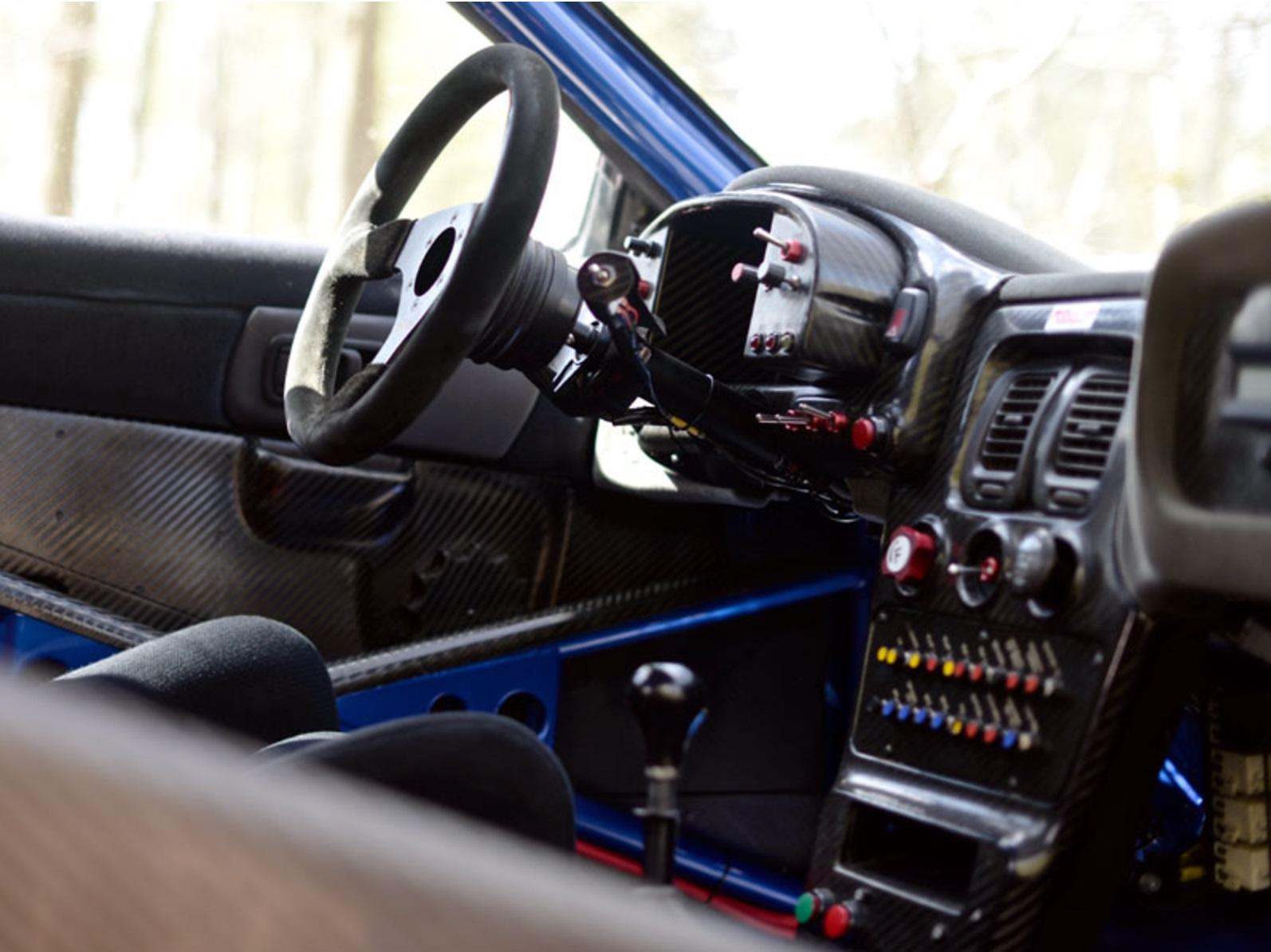 Subaru Impreza WRC Test Car Colin McRae (5)