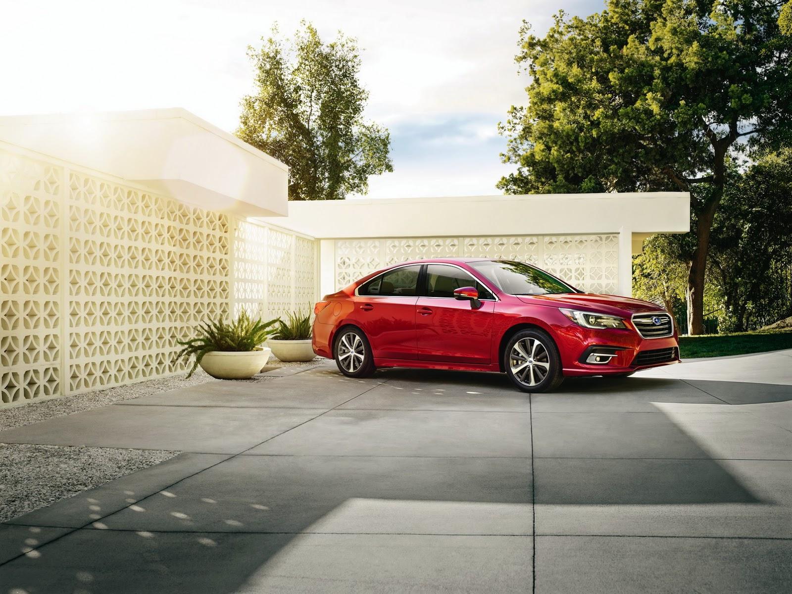 Subaru Legacy 2018 (1)