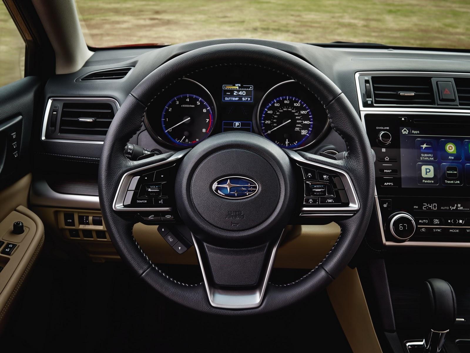 Subaru Legacy 2018 (9)