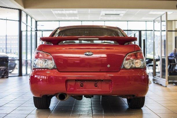 Subaru WRX 2006 Baby Driver for sale (3)