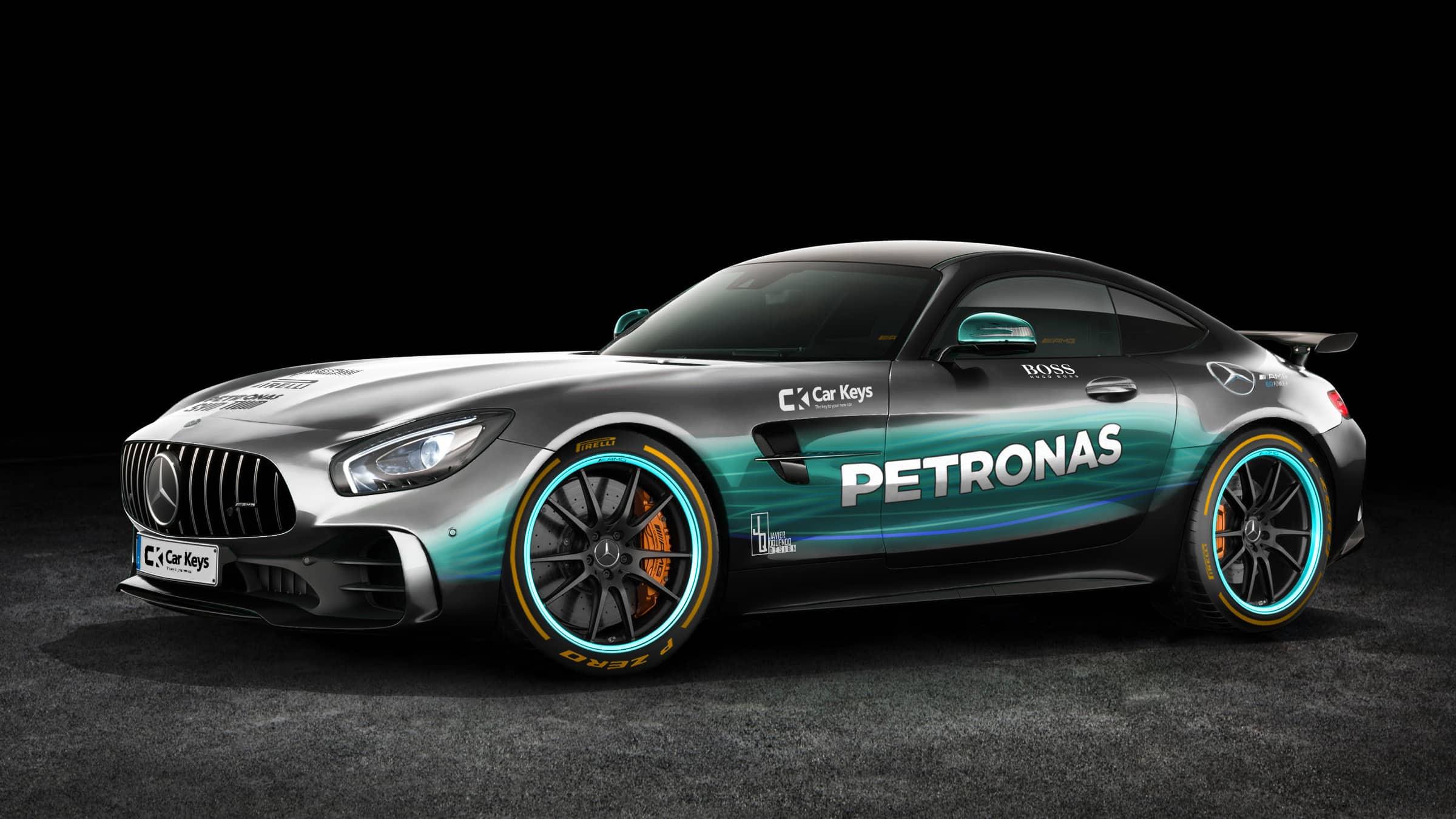 Mercedes-Benz- AMG GT