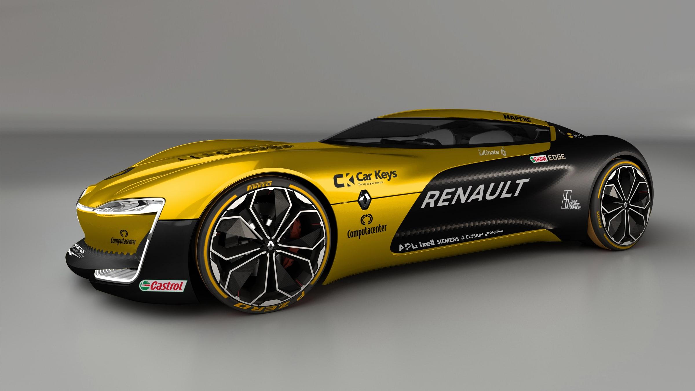 Renault - Trezor