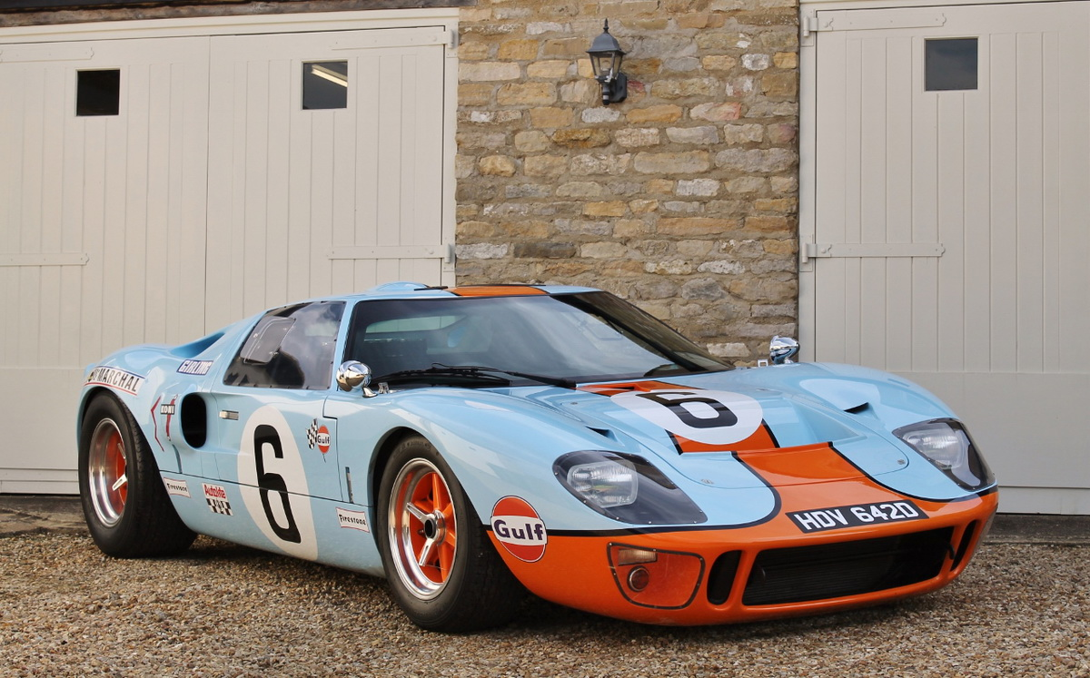 Superformance Ford GT40 (1)