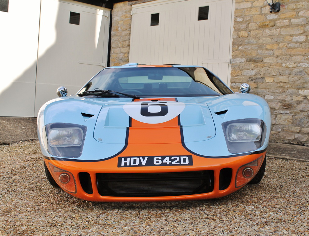 Superformance Ford GT40 (2)