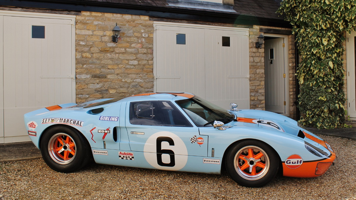 Superformance Ford GT40 (3)