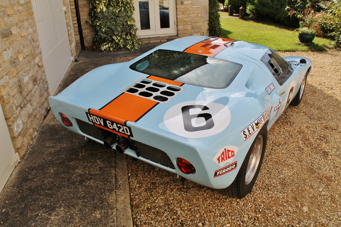 Superformance Ford GT40 (4)