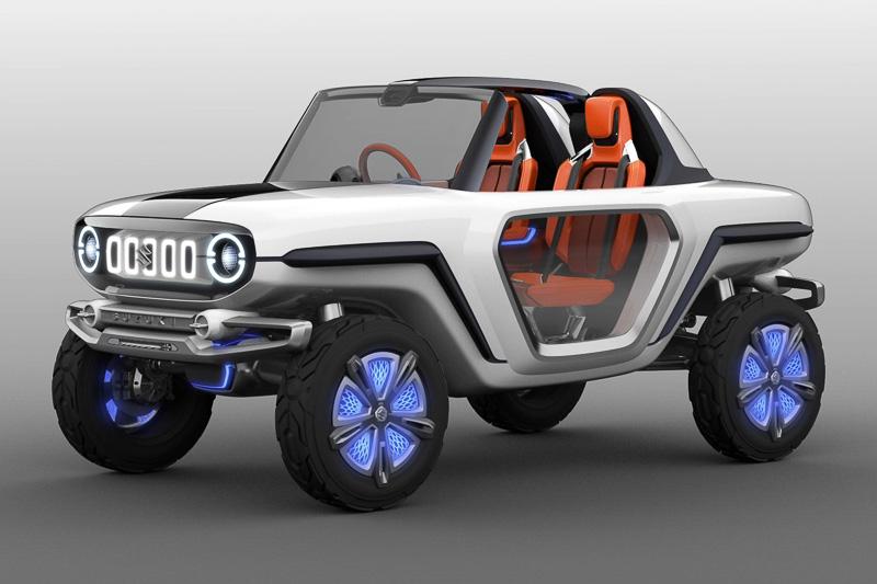 Suzuki e-Survivor Concept (1)