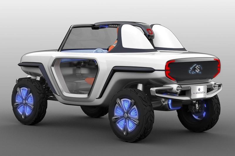 Suzuki e-Survivor Concept (2)