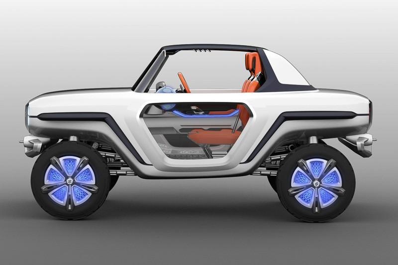 Suzuki e-Survivor Concept (3)