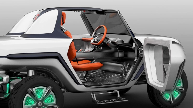 Suzuki e-Survivor Concept (4)