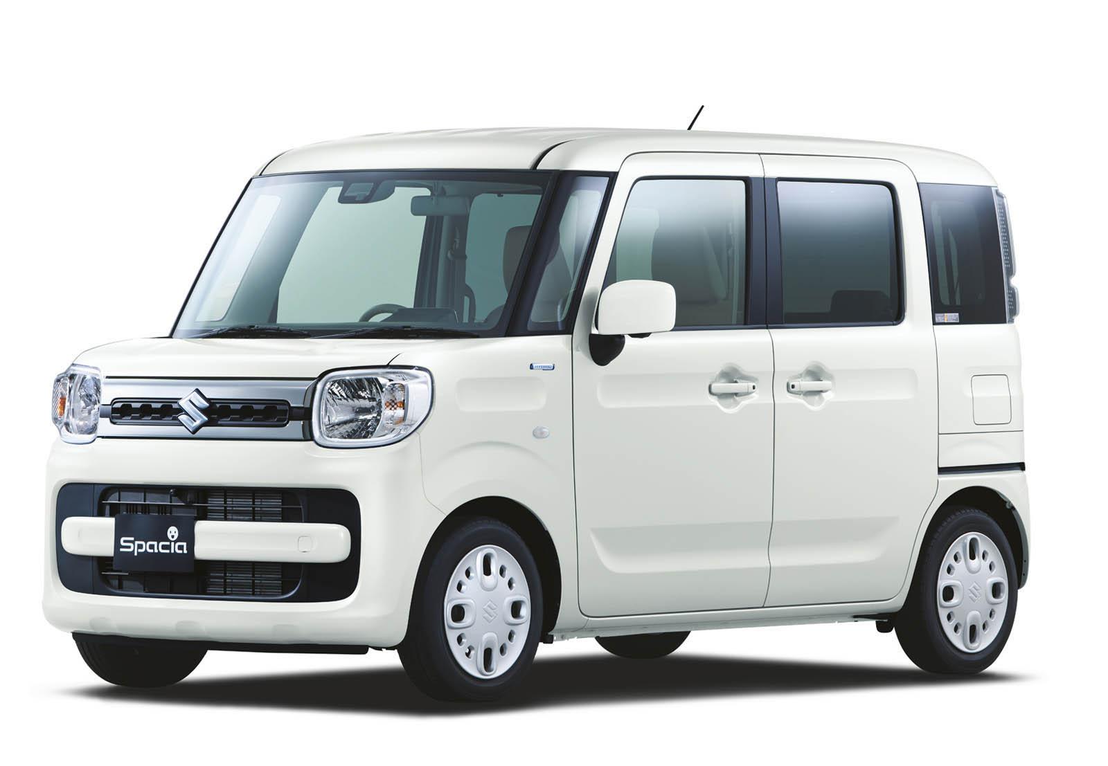 Suzuki Spacia 2018 (10)