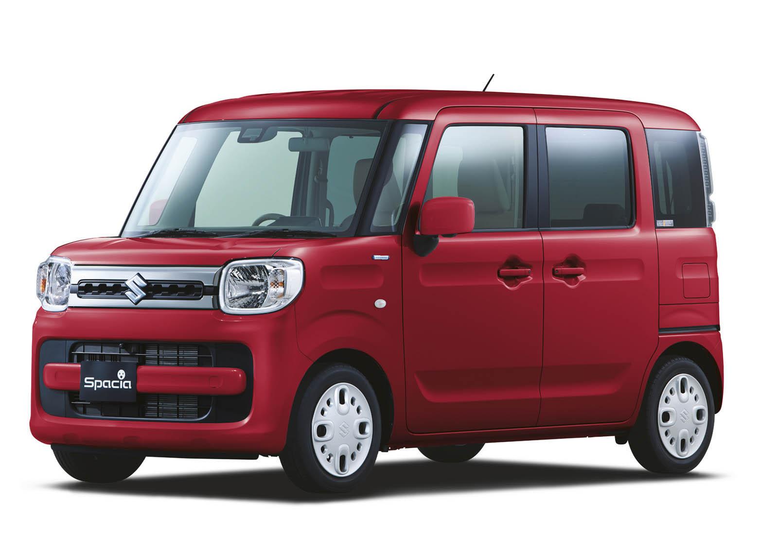 Suzuki Spacia 2018 (11)