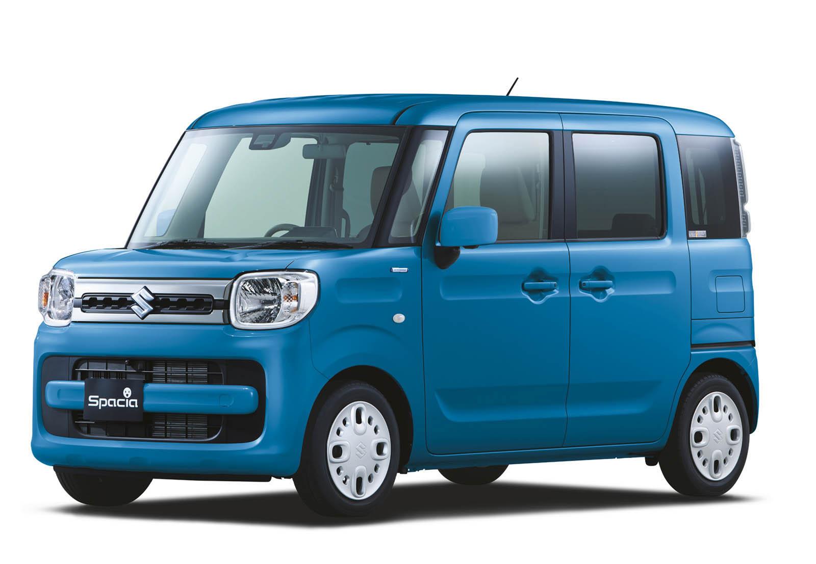 Suzuki Spacia 2018 (12)