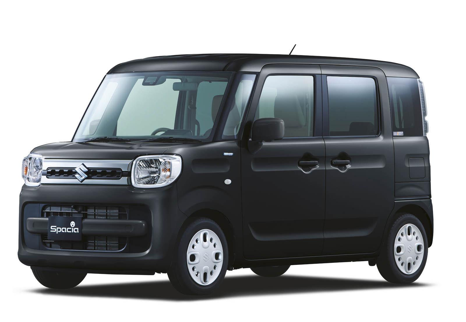 Suzuki Spacia 2018 (13)