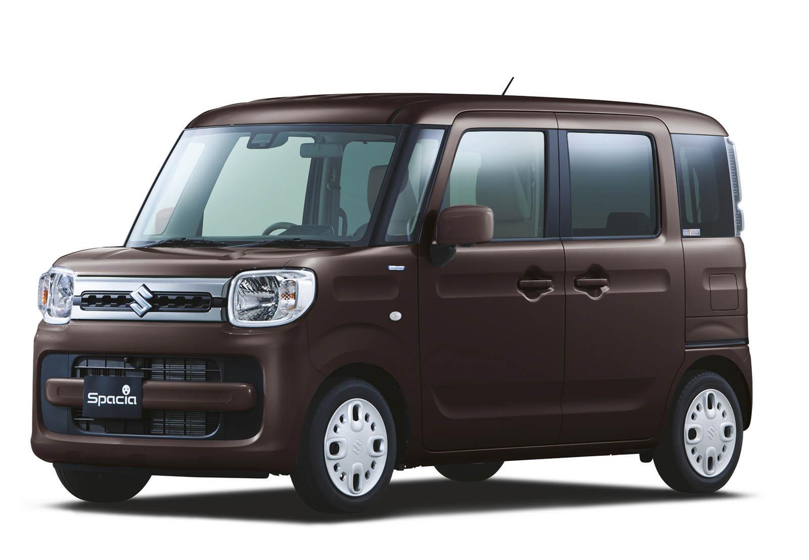 Suzuki Spacia 2018 (14)