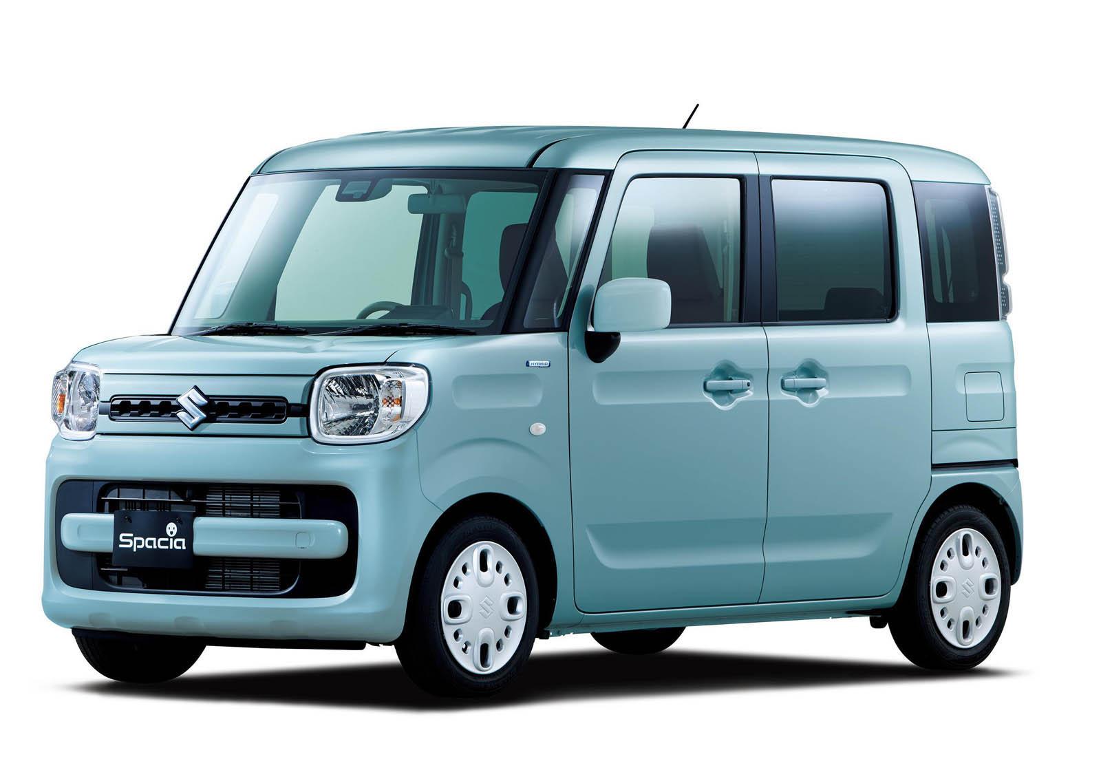 Suzuki Spacia 2018 (15)