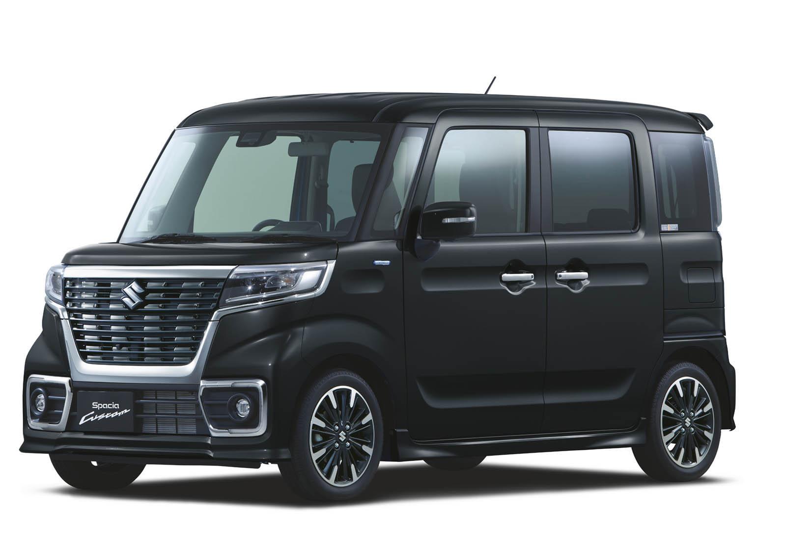 Suzuki Spacia 2018 (19)