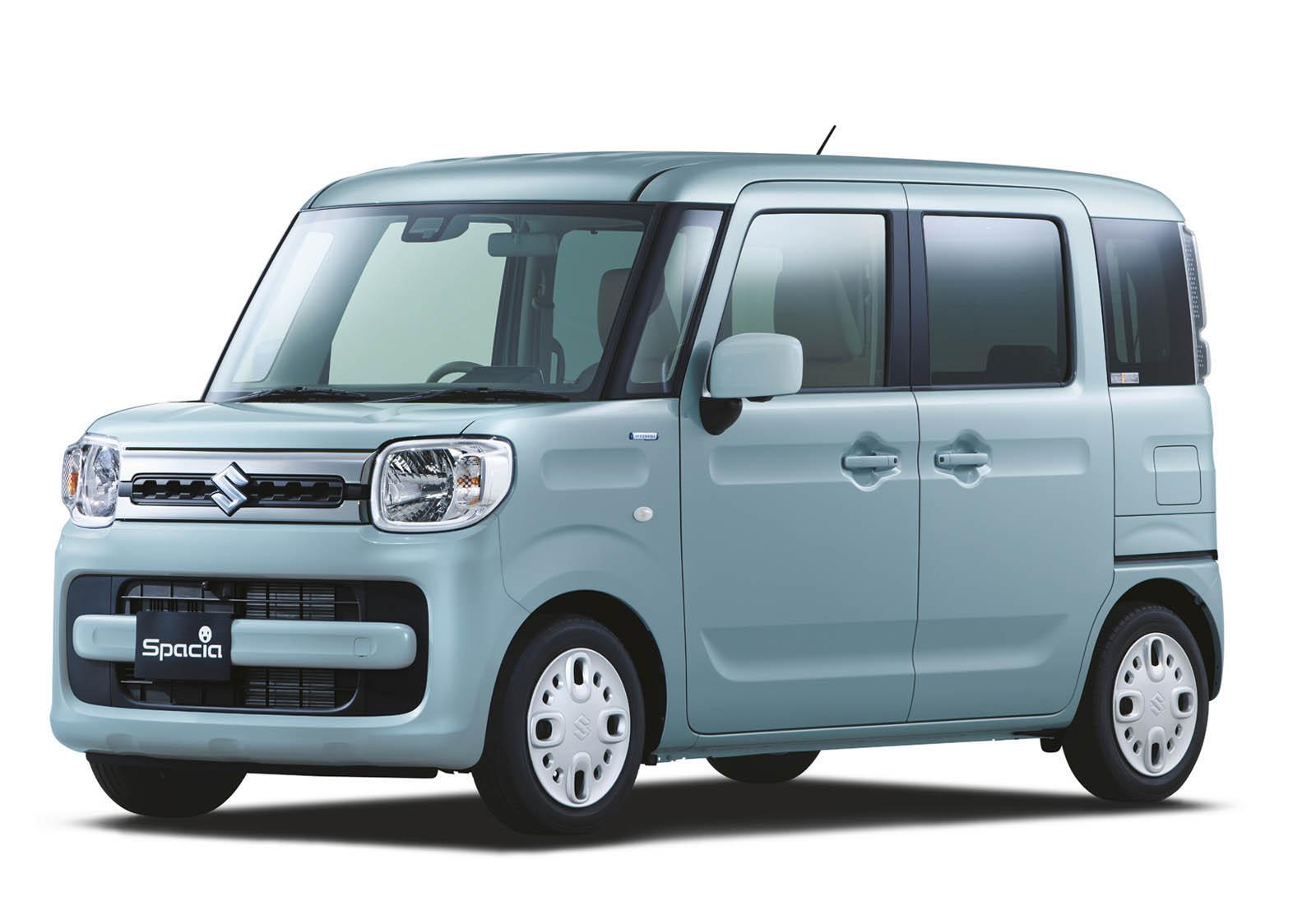 Suzuki Spacia 2018 (2)