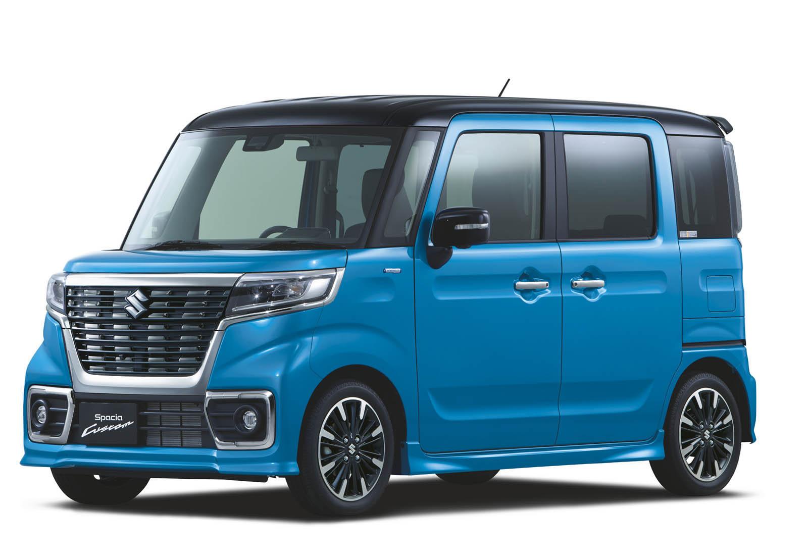 Suzuki Spacia 2018 (20)