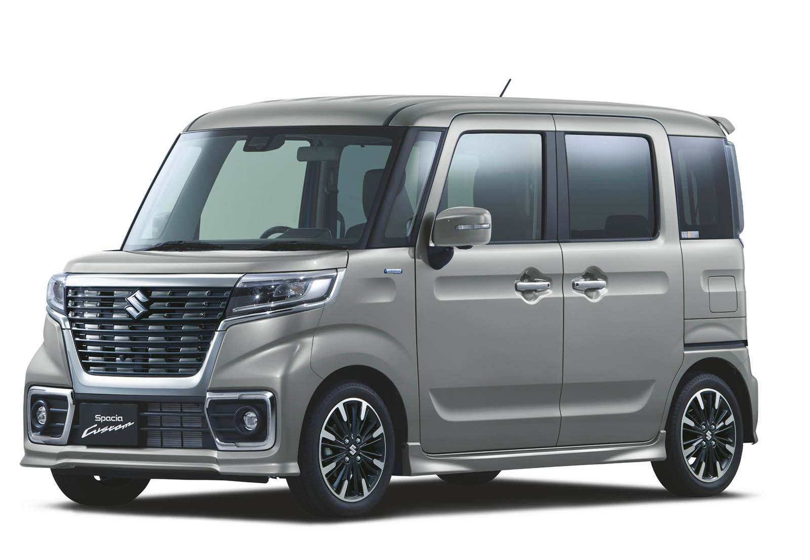 Suzuki Spacia 2018 (24)
