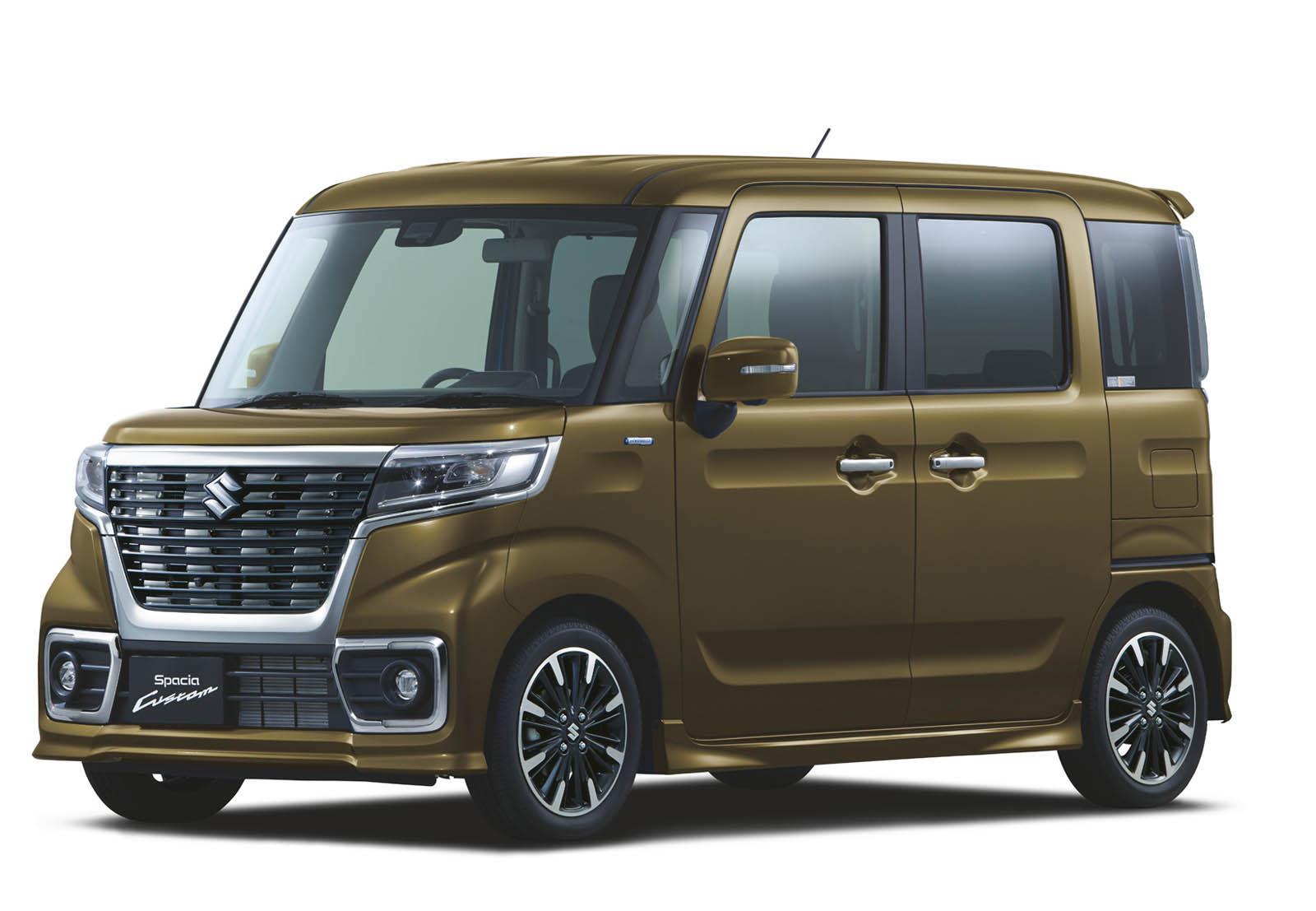 Suzuki Spacia 2018 (28)